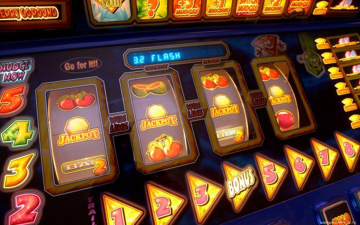 Spielautomaten hackt und gewinnt