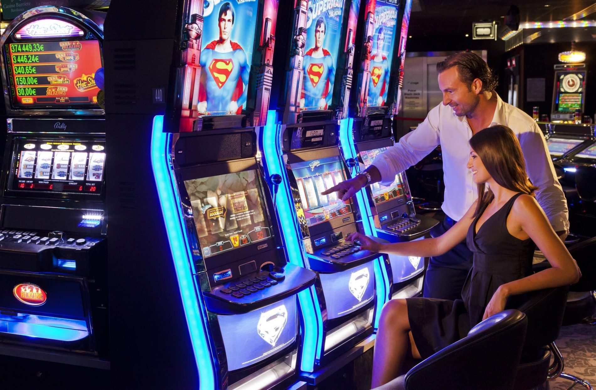 Spielautomaten echtgeld